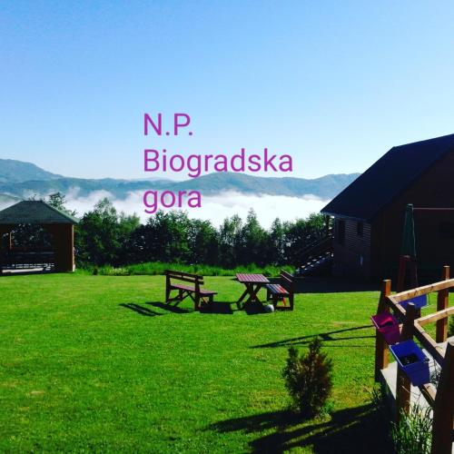 Country House Eco village Coric,