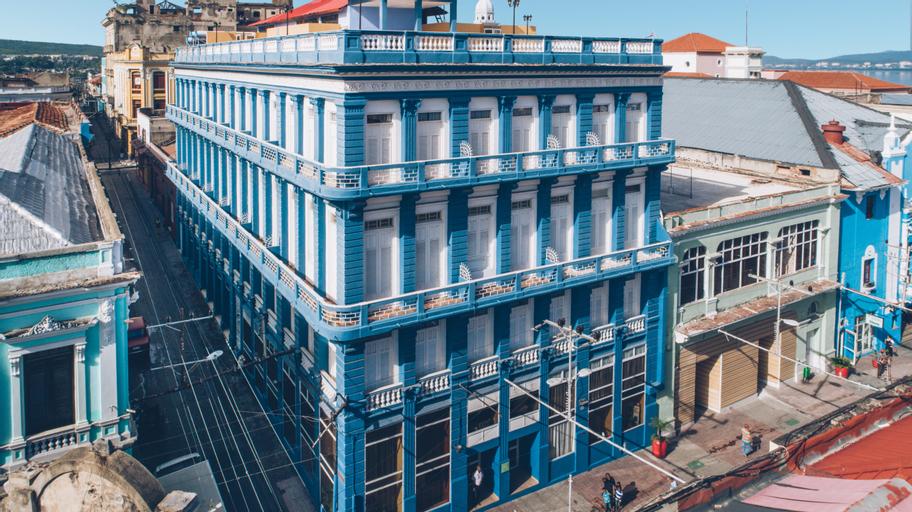 Hotel San Félix, Santiago de Cuba