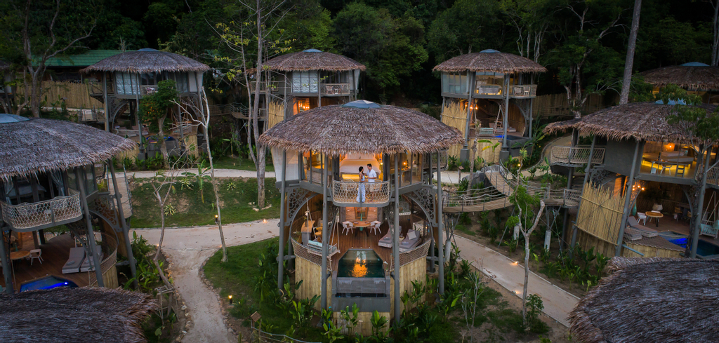 TreeHouse Villas - Adult only, Ko Yao District