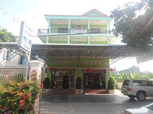 Heng Sophea Guest House, Stueng Saen