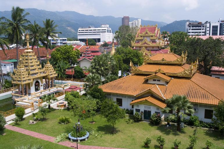 New TownHouse, Pulau Penang