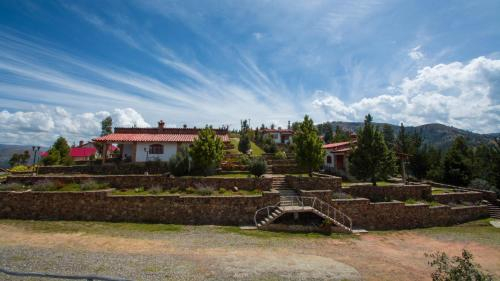 Tuki Llajta - Pueblo bonito Lodge, Huancayo