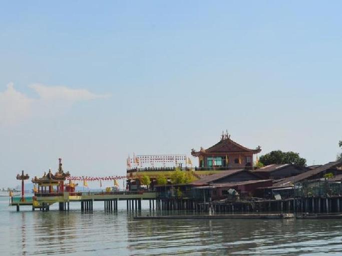 Hostel Silence Sea Library, Pulau Penang