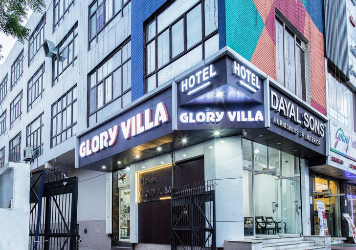 Hotel Treebo Glory Villa, West