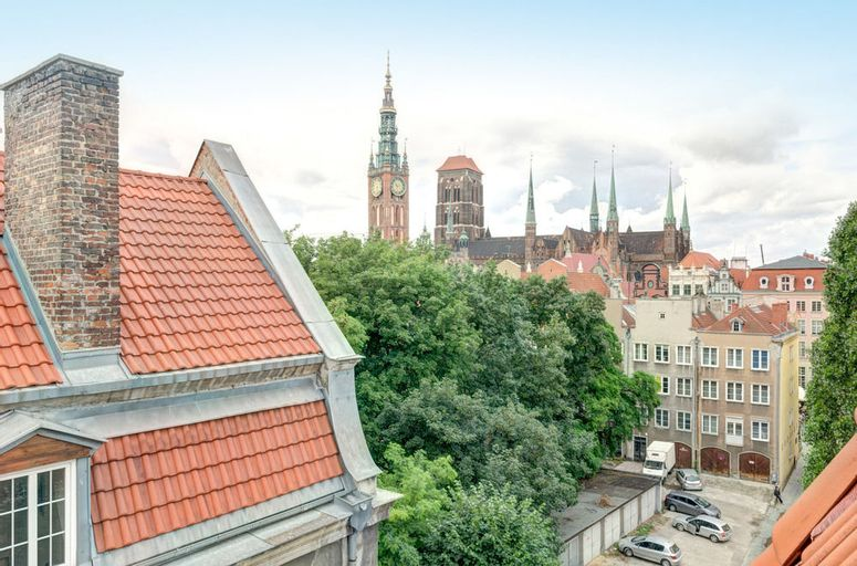 Dom & House - Apartments Old Town Ogarna, Gdańsk City