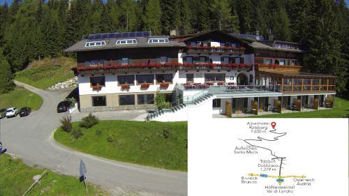 Alpenhotel Ratsberg, Bolzano