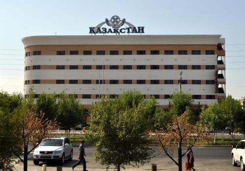 Kazakhstan Hotel, Makhambetskiy