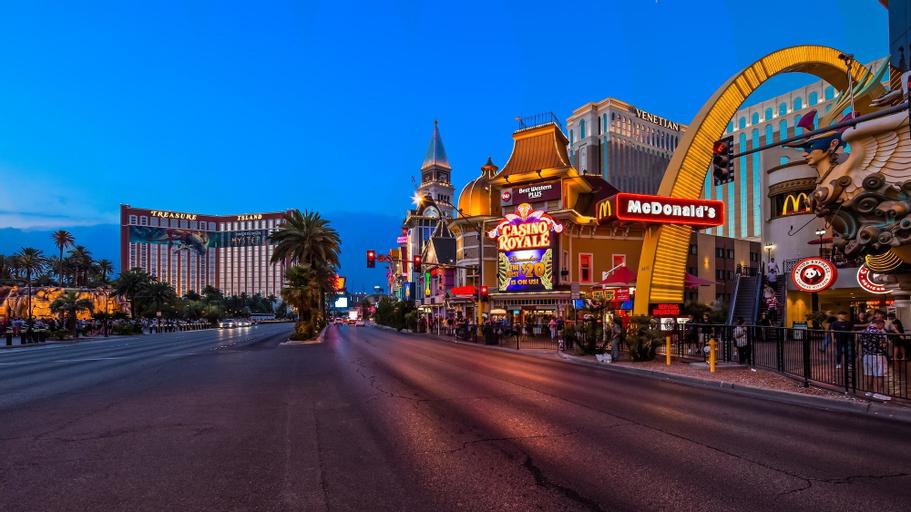 Best Western Plus Casino Royale, Clark