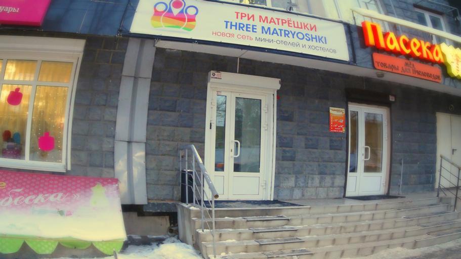 Three Matreshki, Irkutskiy rayon