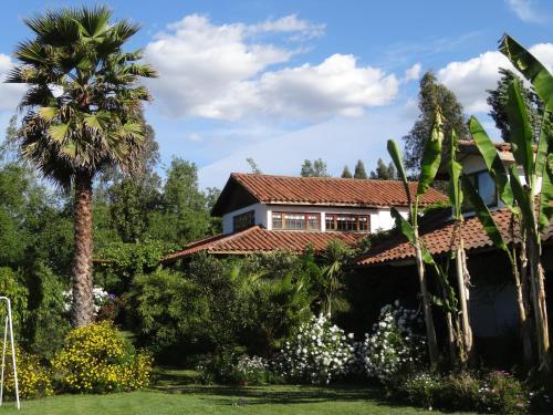 Casa Chueca - DiVino, Talca
