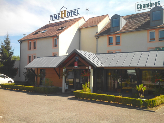 Time Hotel Contrexeville, Vosges