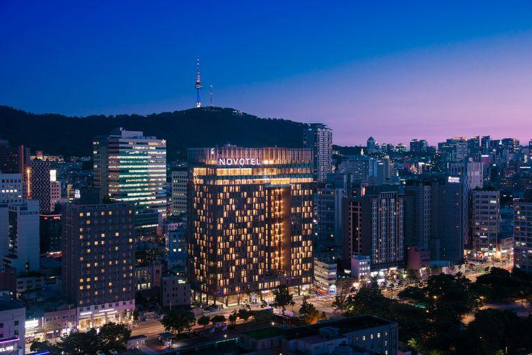 Novotel Ambassador Seoul Dongdaemun , Jongro