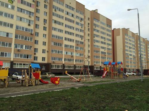 Квартирныи комплекс на ул. Попова, Penza