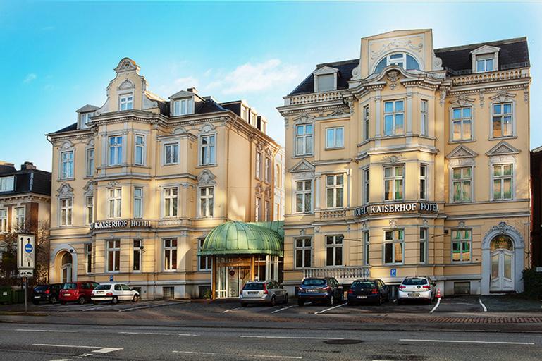Centro Hotel Kaiserhof Deluxe, Lübeck
