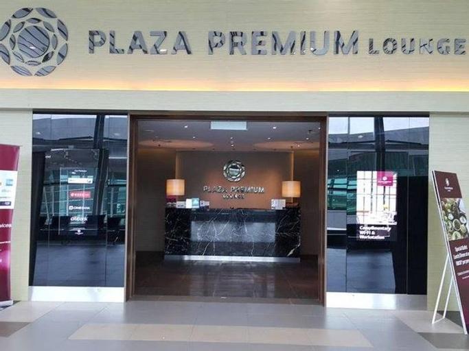 Plaza Premium Lounge (Domestic Departure) - Kota Kinabalu Airport, Kota Kinabalu