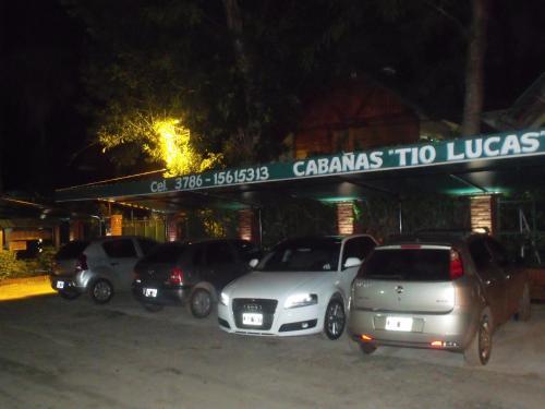 Cabanas Tio Lucas, Ituzaingó