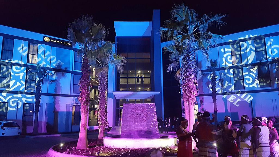 Mayfair Hotel, O.R.Tambo