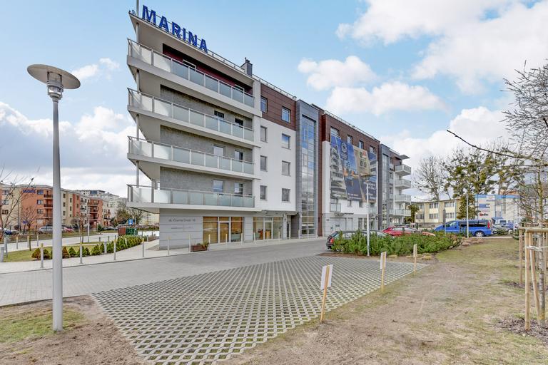 Dom & House Marina Residence Apartments, Gdańsk City