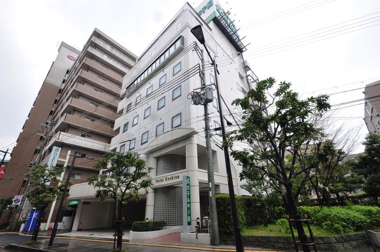Hotel Koshien, Nishinomiya
