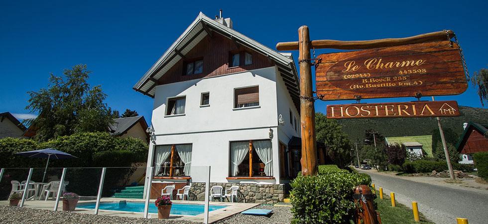 Le Charme, Bariloche