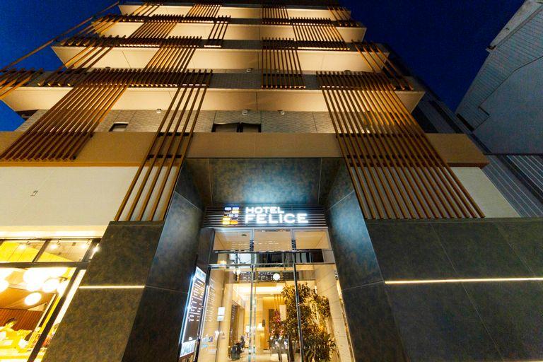 HOTEL FELICE Shinsaibashi by RELIEF, Osaka