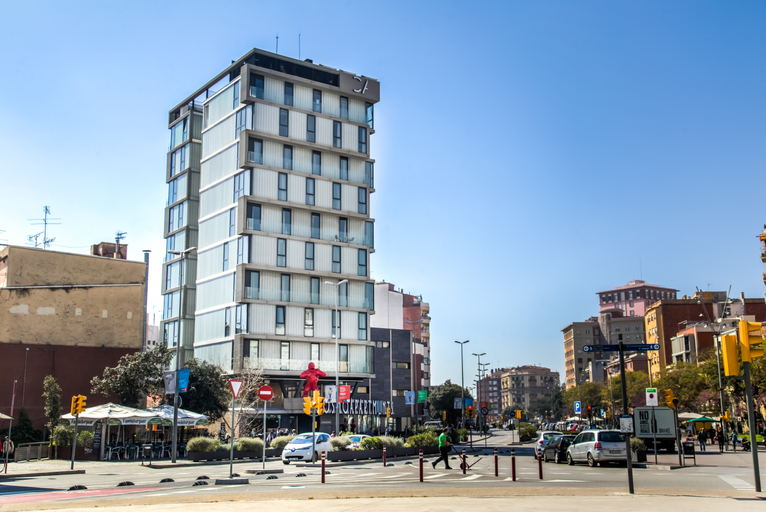 Cosmo Apartments Sants, Barcelona