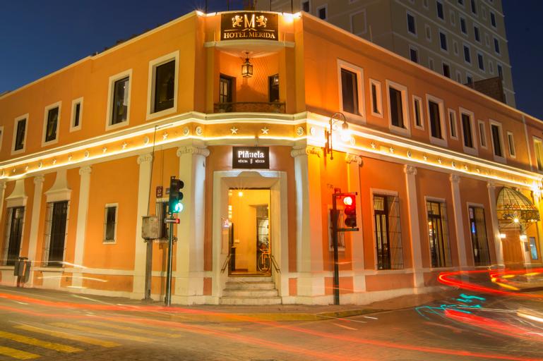 Hotel Merida, Mérida