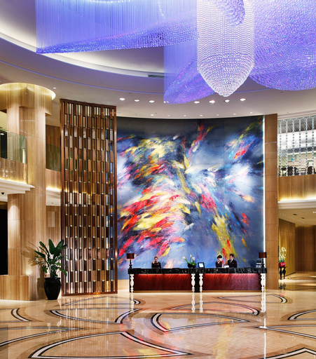 Sofitel Guangzhou Sunrich Hotel, Guangzhou