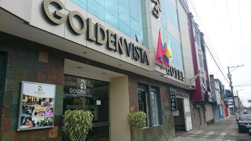 Hotel Golden Vista, Santo Domingo de los Colorados