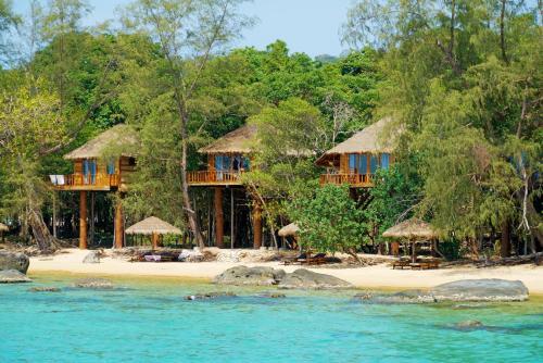 Tree House Bungalows Resort, Botum Sakor