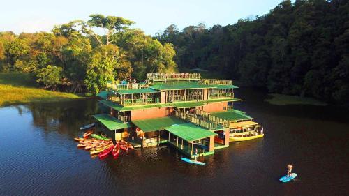 Jungle Land Panama Floating Lodge - All Inclusive, Lago Gatún
