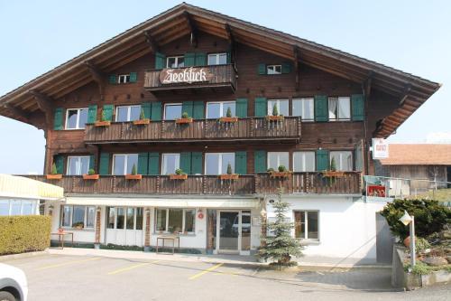 Hotel Seeblick, Frutigen