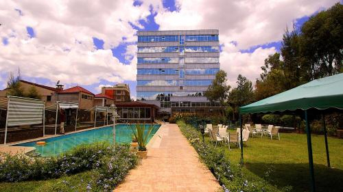 Orange River Hotel Apartments, Debub Mirab Shewa