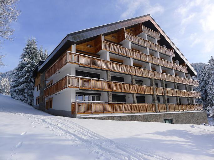 Mont Du Val - One Bedroom, Aigle