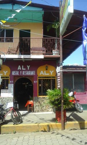 Hostal y Restaurante Aly, Lago de Nicaragua