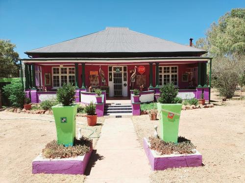 Purple House B&B, Xhariep