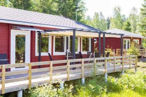 Hamgarden Nature Resort Tiveden, Laxå