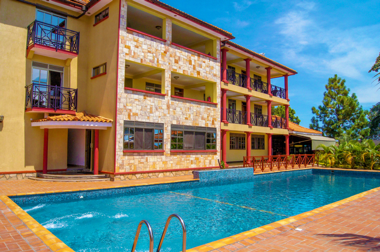 Rosemary Courts Apartments, Entebbe
