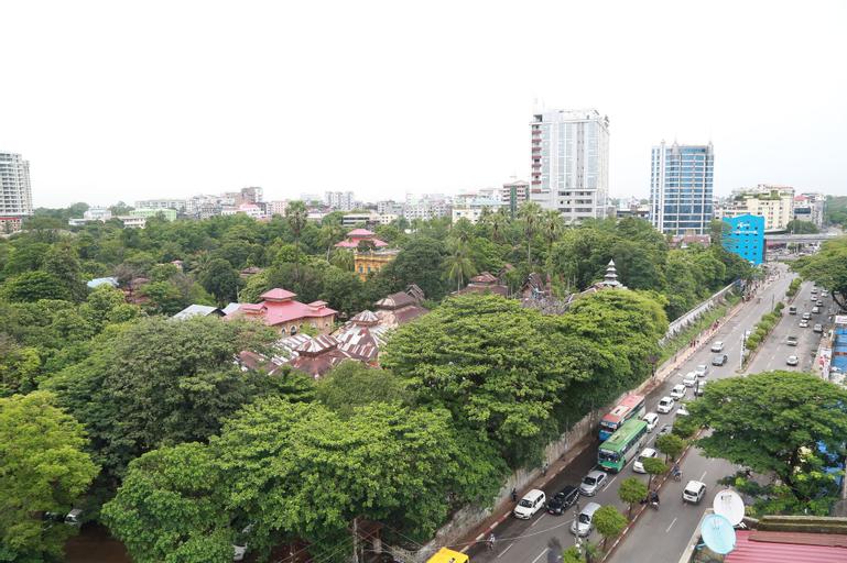 Hotel Vista, Yangon-W