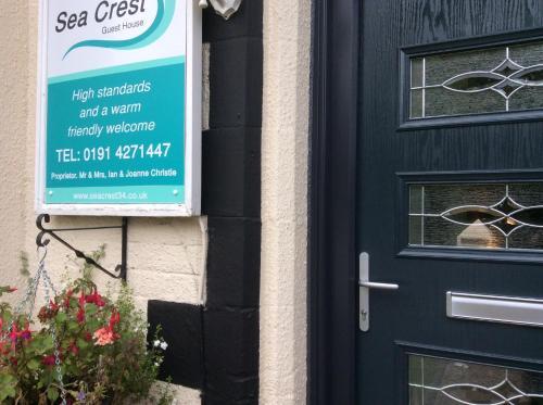 Seacrest Guest House, North Tyneside