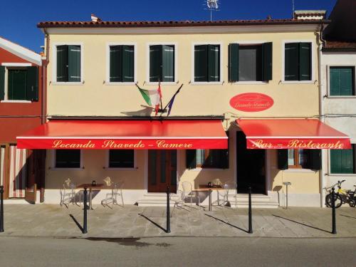 Locanda Stravedo, Venezia