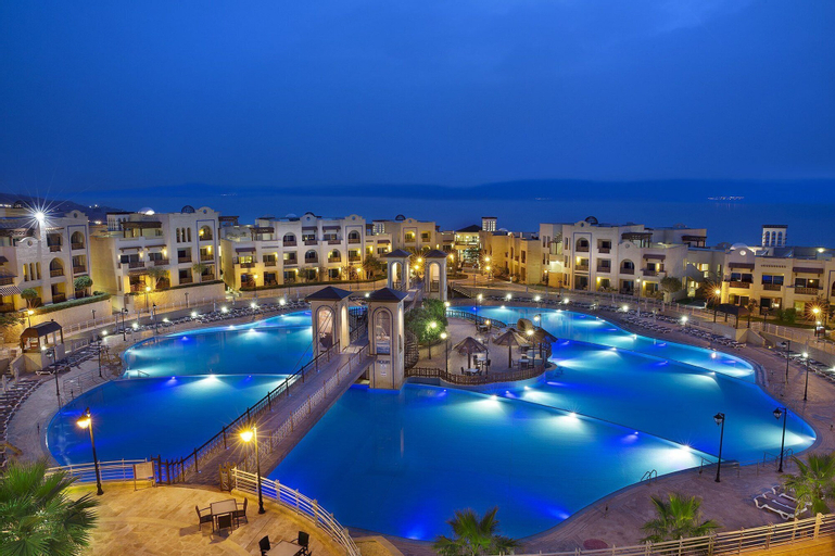 Crowne Plaza Jordan Dead Sea Resort & Spa, Madaba