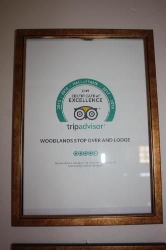 Woodlands Stop Over and Lodge, Masungu