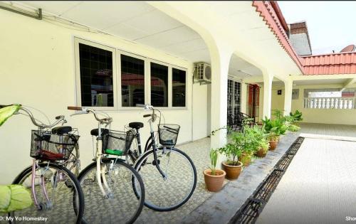 Yo Yo Homestay, Kota Melaka