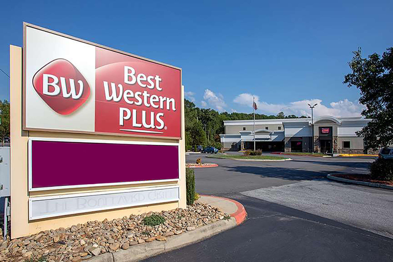 Best Western Plus University Inn & Conference Center, Pickens