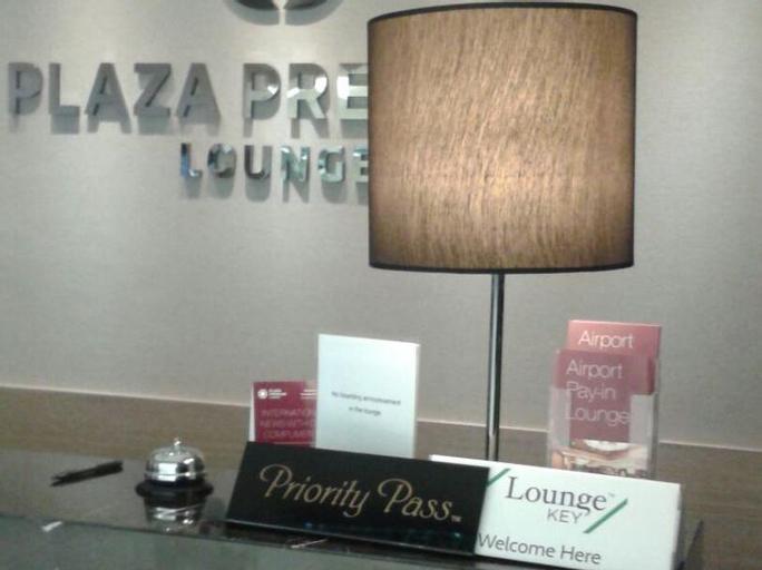 Plaza Premium Lounge (Domestic Departure) - Penang Airport, Barat Daya