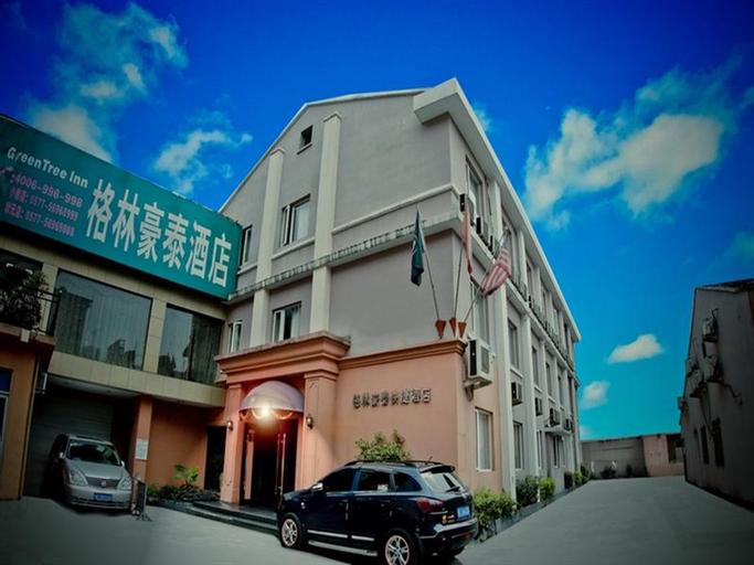 GreenTree Inn Wenzhou Xiaonanmen Express, Wenzhou