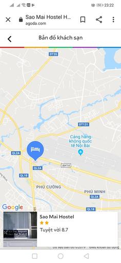 Sao Mai Hostel, Sóc Sơn
