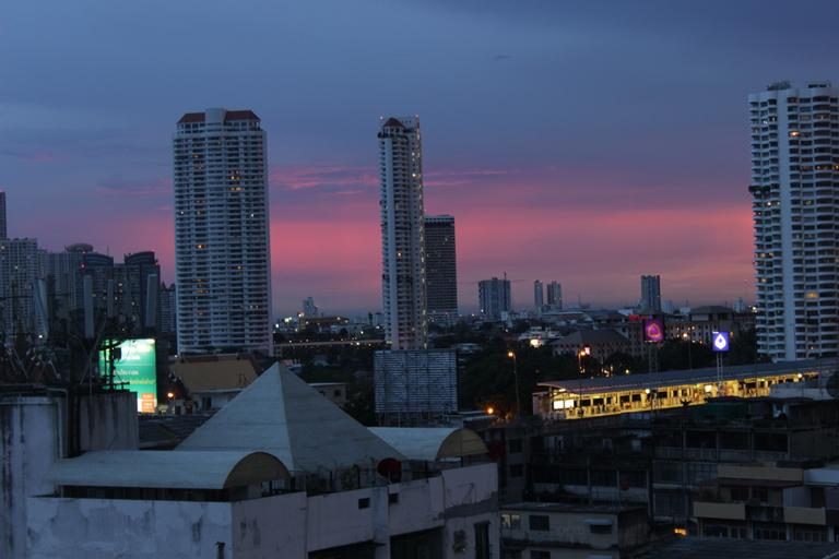 Pas Cher Hotel, Bangkok, Sathorn