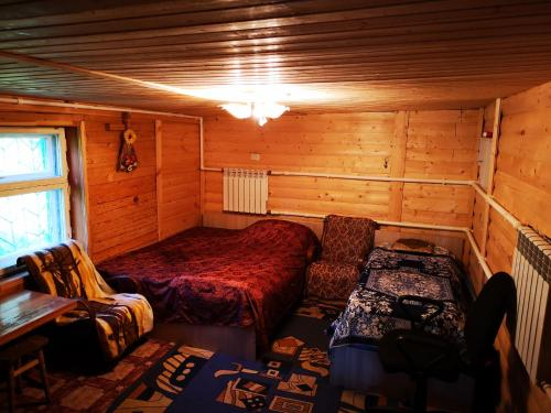 Eco-Cottage Losinoye, Kirovskiy rayon